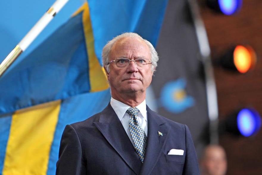 Konungens tal till svenska folket