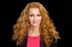 Angela Ahola - Föreläsare om köpbeteende och förtroende