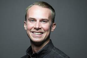André Sturesson - Föreläsning till en teambuilding aktivitet