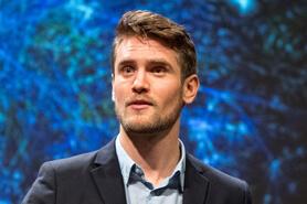 Nicholas Fernholm - Föreläsare om teknik, AI och robotar