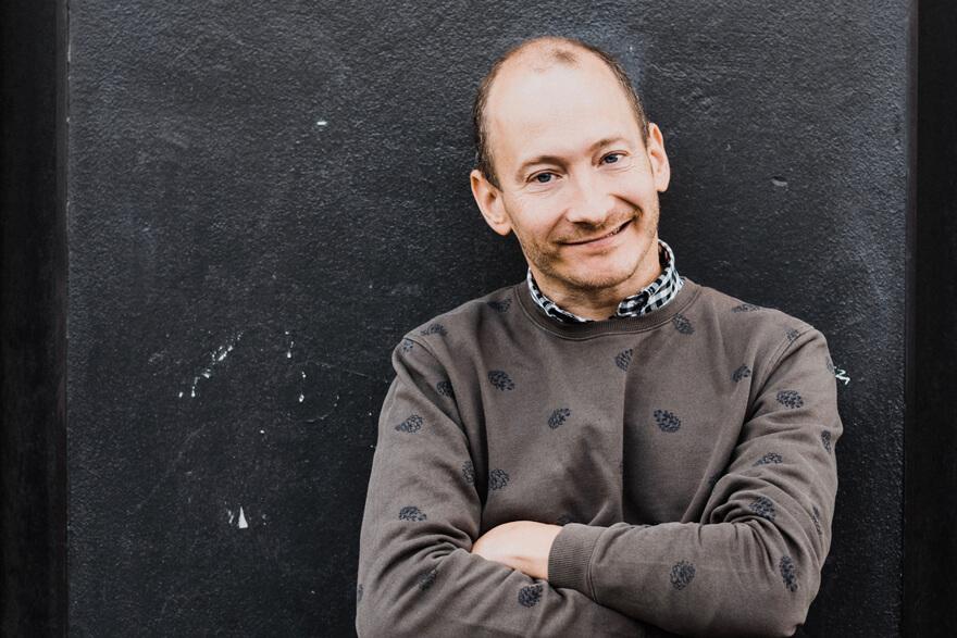 Jonas Helgesson - Föreläsning   Föreläsare