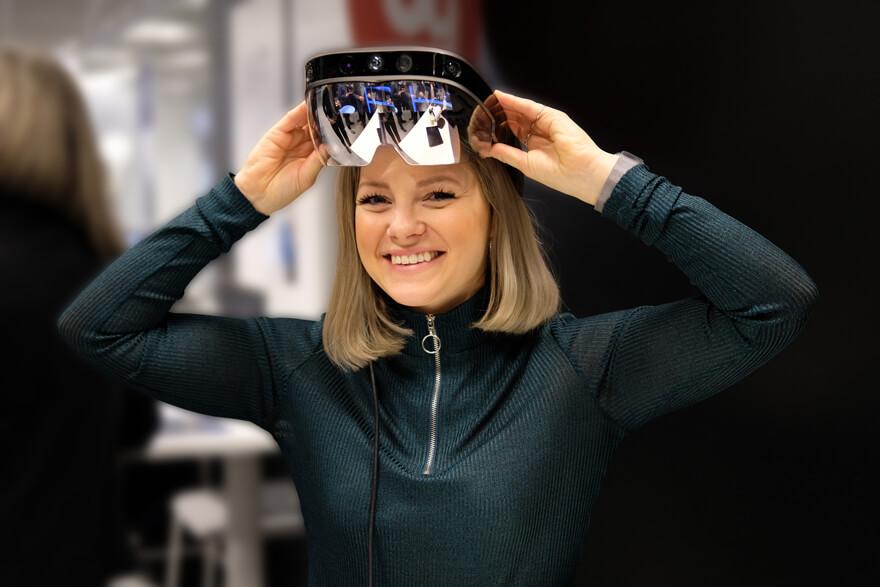 Johanna Tömmervik Föreläsning   Föreläsare