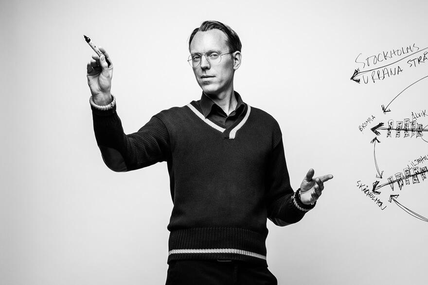 Alexander Ståhle - Föreläsning | Föreläsare