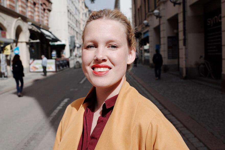Anna Gullstrand - Föreläsning   Föreläsare