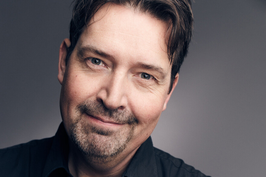 Johan Wester Moderator | Komiker