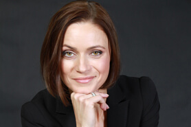 Vanessa Leporati - föreläsare om försäljning
