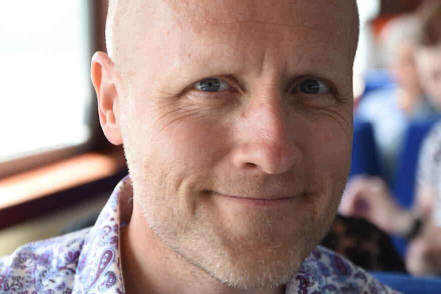 Joakim Eklund - Föreläsning   Föreläsare
