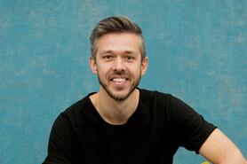Tobias Ahlin - Föreläsningar om framtidens teknik