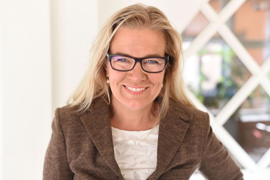 Nina Buchaus - Föreläsning - Pressbild