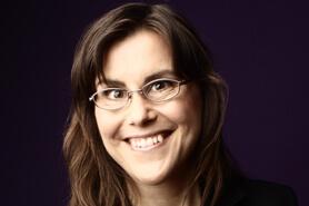 Ylva Bjelle - Moderator om funktionsnedsättning