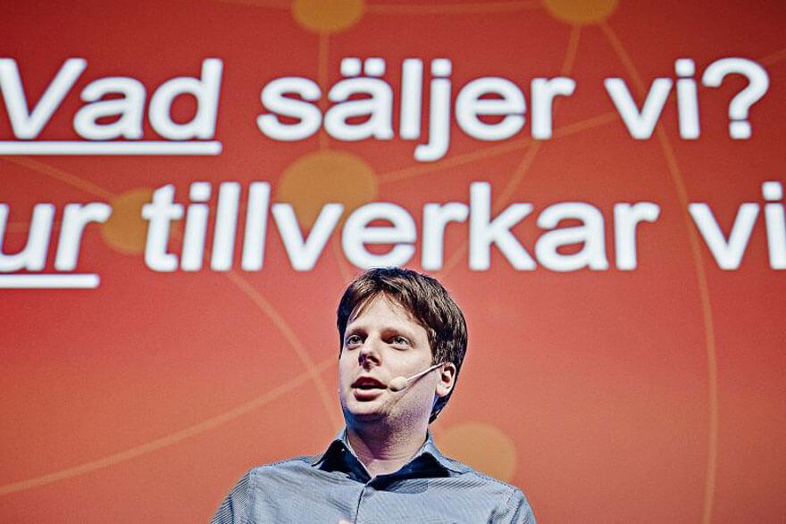 Björn Söderberg Föreläsning   Pressbild