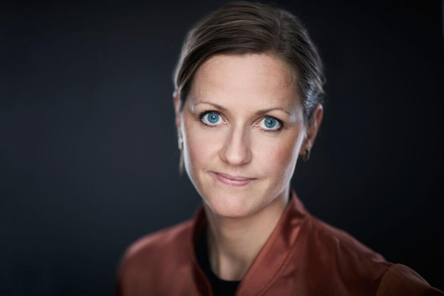 Helena Nordström - Föreläsning | Pressbild