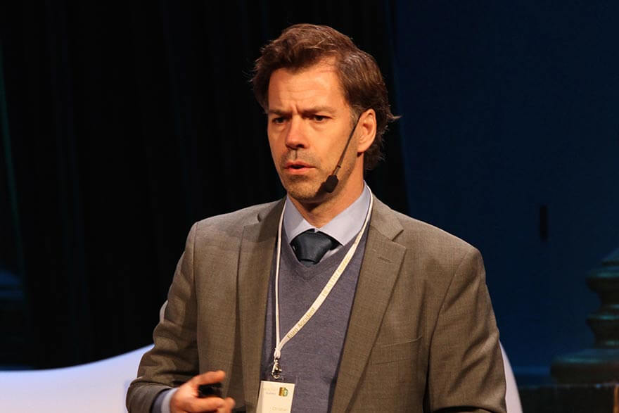 Christian Johansson - Föreläsning
