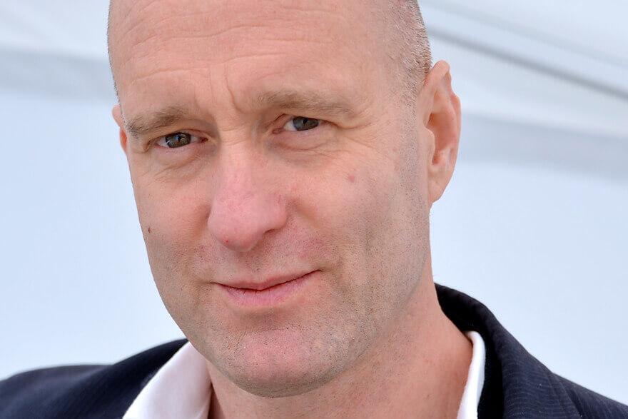 David Eberhard - Föreläsning - Föreläsare