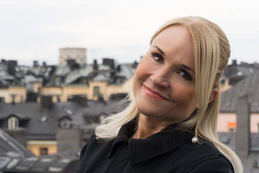 Ebba Lindsö - Föreläsning - Föreläsare