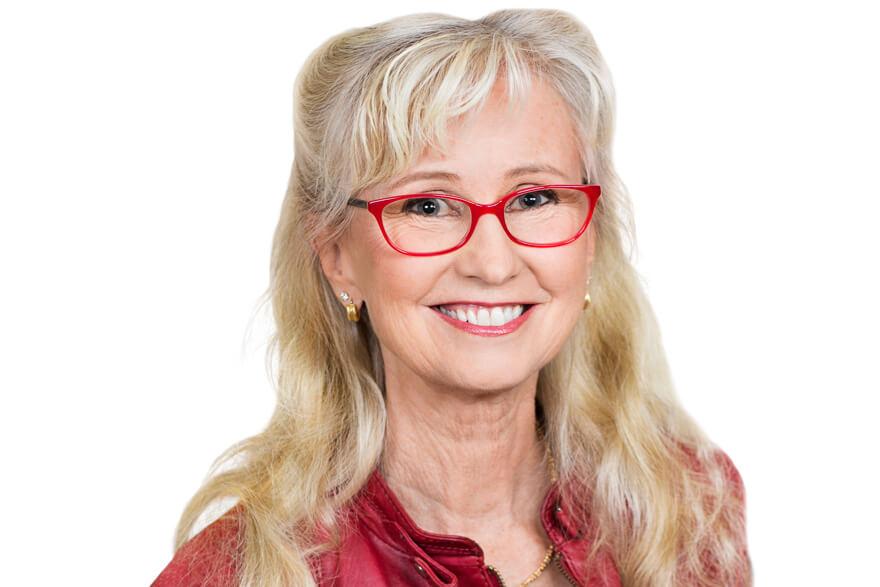 Elisabeth Wahlin - Föreläsning - Föreläsare