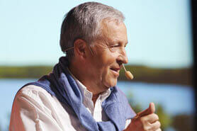 Göran Carstedt - Talare om hållbart ledarskap och arbetsglädje
