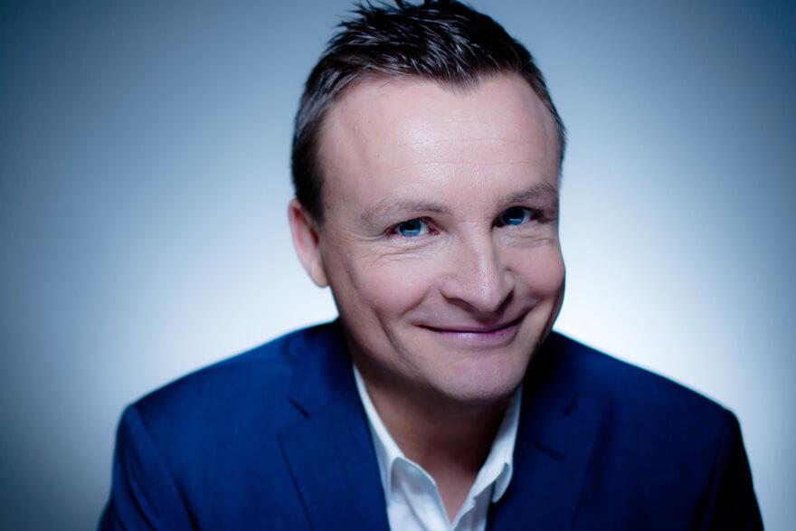 Jan Bylund Föreläsning och Komiker