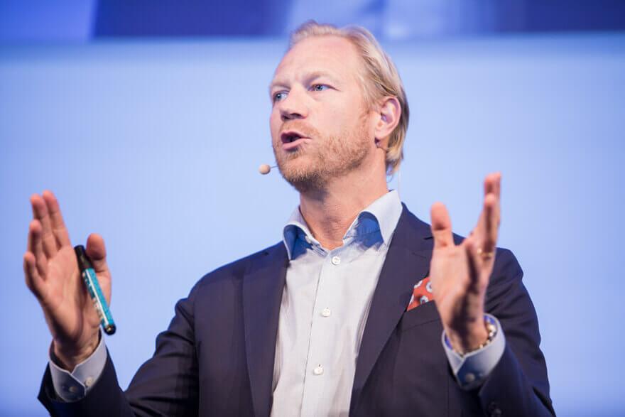 Jonas Kjellberg - Föreläsning - Föreläsare