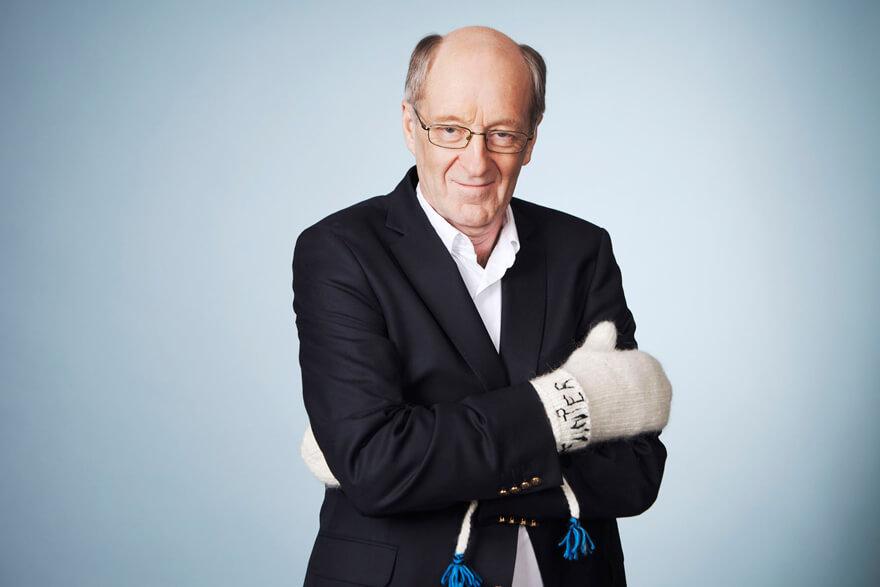 K-G Bergström - Moderator - Föreläsning