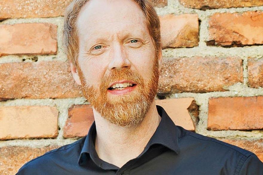 Lars-Johan Åge - Föreläsning - Föreläsare