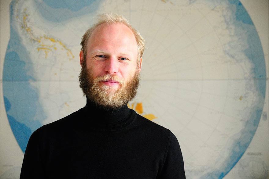 Oskar Henrikson - Föreläsning - Föreläsare