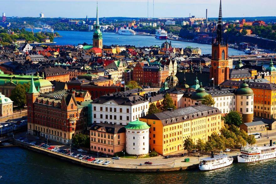 Föreläsningar i Stockholm