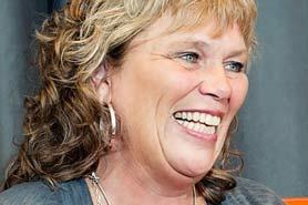 Susanne Hedin - Retorikföreläsare